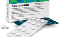 Инструкция по применению таблеток Анаприлин